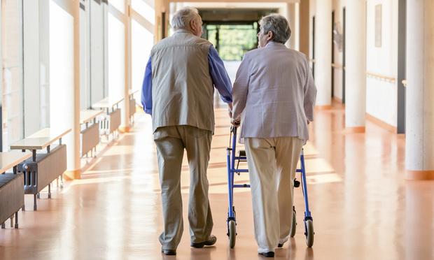 nursing home, senior living