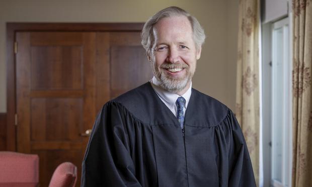 U.S. District Judge Kevin McNulty. Photo: Carmen Natale/ALM