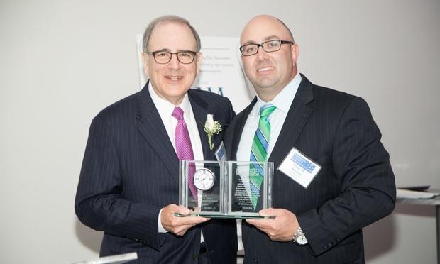 Denitzio Receives Middlesex Bar '2018 Arthur H. Miller Lawyer Achievement Award'