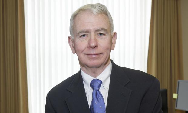 U.S. District Judge Peter Sheridan/photo by Carmen Natale