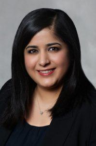 Megha R. Thakkar Sworn in as the Middlesex County Bar Association Secretary