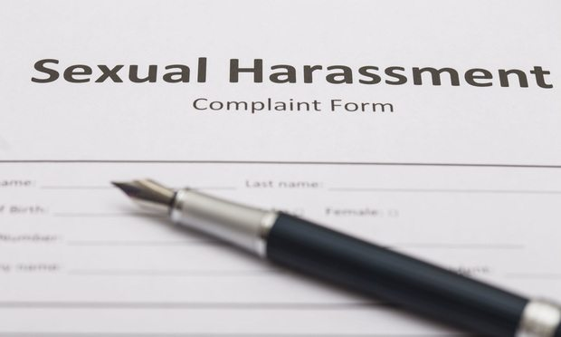 Sexual harassment settlements in new york state