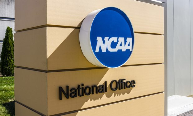 National Collegiate Athletic Association headquarters in Indianapolis, Indiana/photo courtesy of Shutterstock
