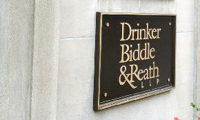 Drinker Biddle Settles Racial Discrimination Lawsuit in Princeton