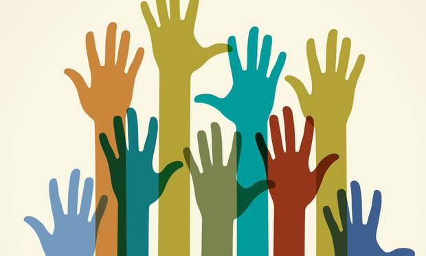 diversity/hands - Credit: VLADGRIN/Shutterstock.com
