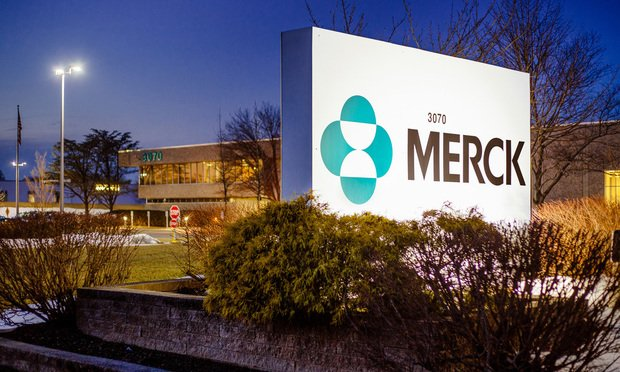 Merck headquarters/photo courtesy of Shutterstock.com