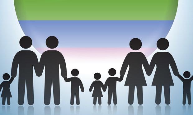 same sex couples parents