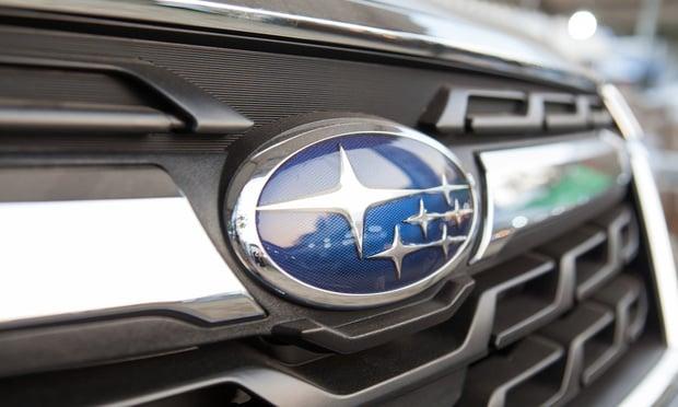 Subaru symbol