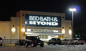 Veteran General Counsel Cut in Bed Bath & Beyond Executive Purge