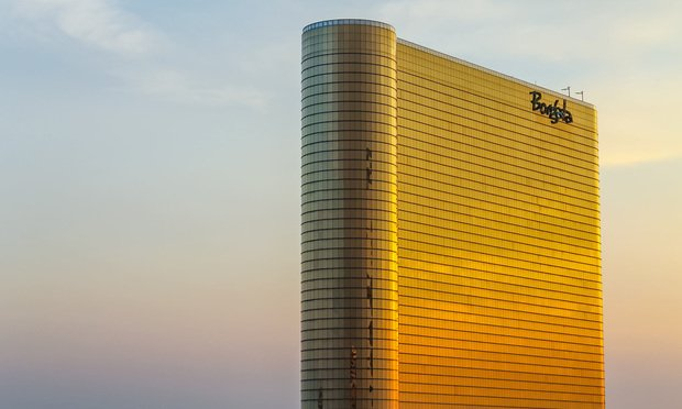 Borgata Hotel and Casino in Atlantic City, NJ.