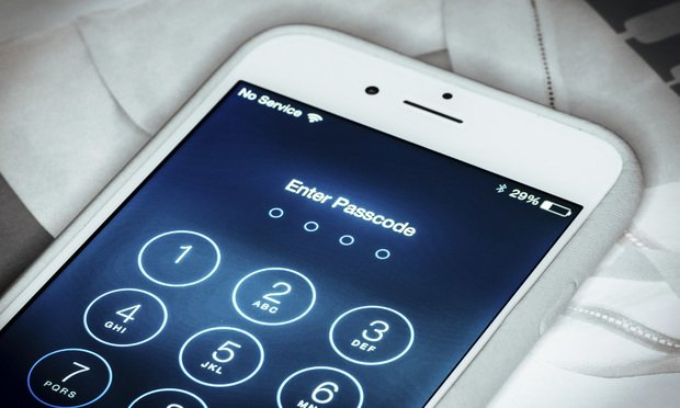 smart phone locked - iStock