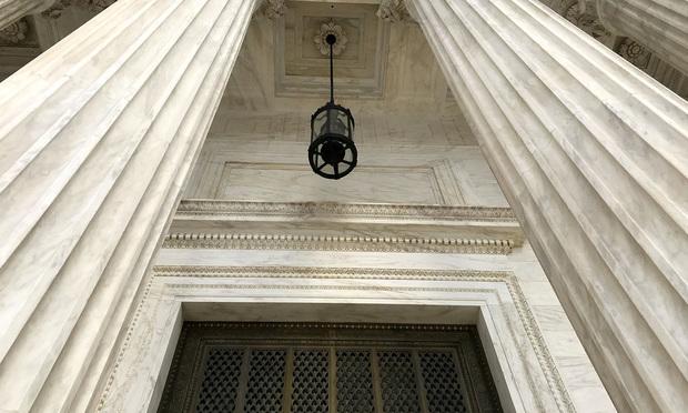 U.S. Supreme Court building in Washington, D.C. - Photo: Diego M. Radzinschi/ALM