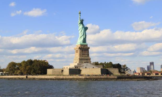 Statue of Liberty - iStock