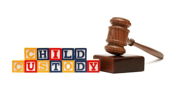 Child custody/photo courtesy of Bigstock