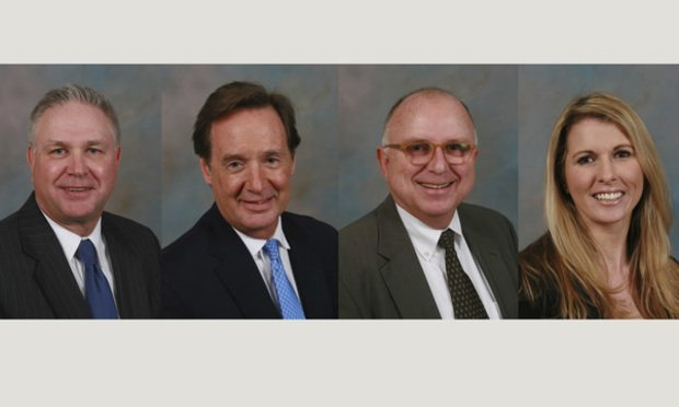Gregg A. Shivers, George C. Greatrex Jr., Donald A. Gosnay, and Jennifer A. Webb