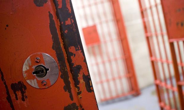 Jail cell/photo: Diego M. Radzinschi/ALM