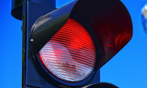 Red Light - By monticello/ Shutterstock