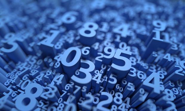 Numbers, data - Credit: Andis Rea/Shutterstock.com