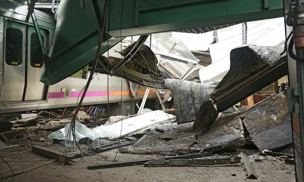 NJ Transit Settles With Woman Injured in Hoboken Terminal Crash for $1.5M