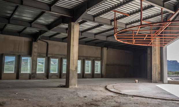 Abandoned property - shutterstock