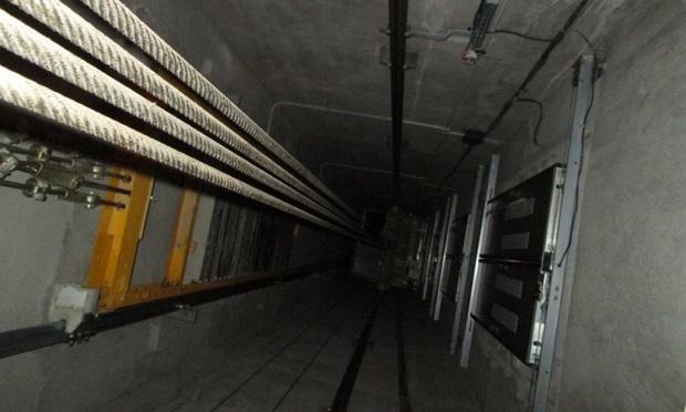 elevator shaft - SchindlerLift1874/Wiki