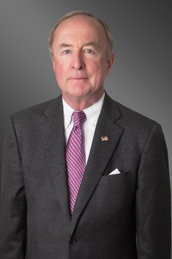 Rodney Frelinghuysen, former U.S. Congressman from New Jersey, now Senior Director of Greenberg Traurig's Government Law & Policy Practice.