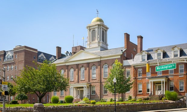 Morris County Courthouse.
