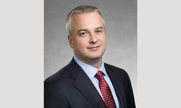 Paul Hastings partner Eric Dittmann.