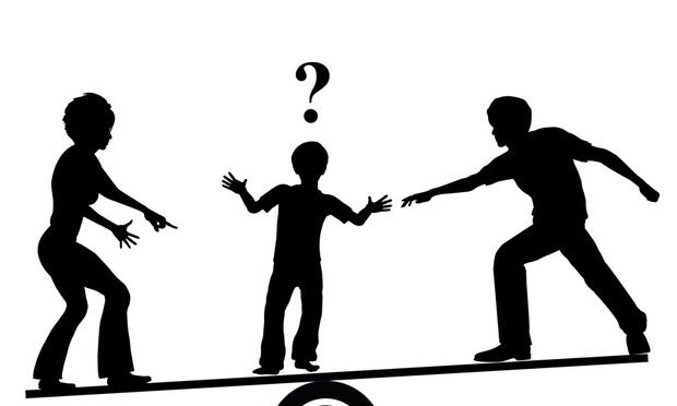 Child Custody Quarrel