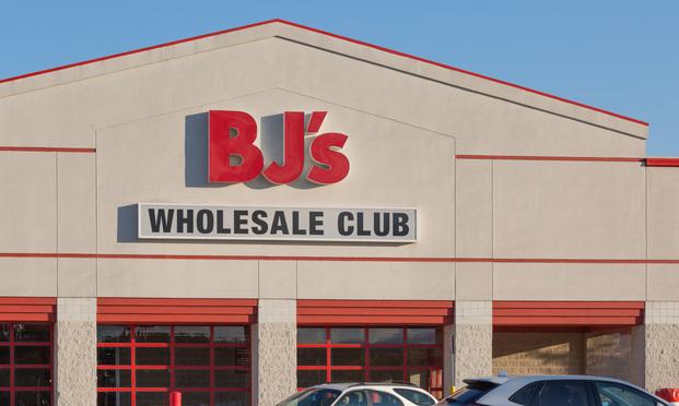 BJ's Wholesale Club.