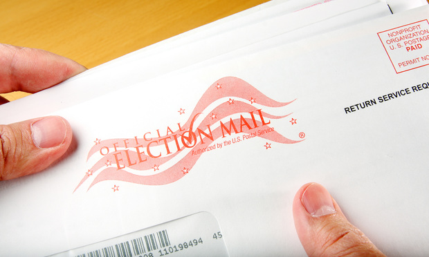 Ballot mail