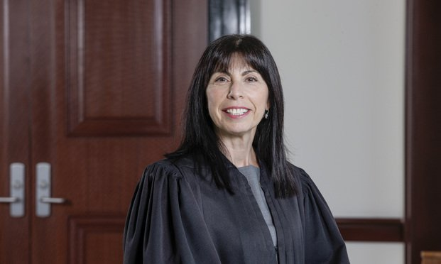 Judge Freda Wolfson.