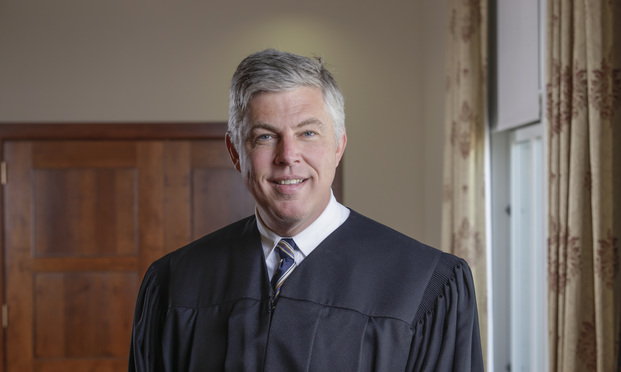 Federal Judge James Clark/photo by Carmen Natale