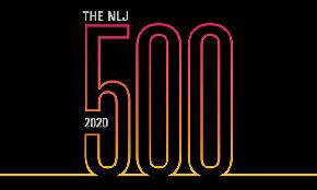 How NJ Firms Ranked on the NLJ 500