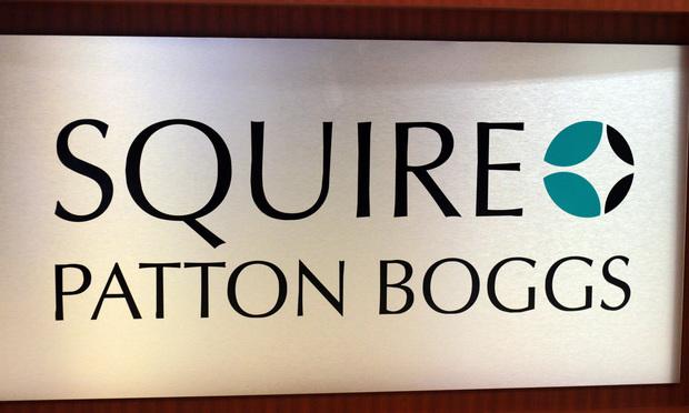 Squire Patton Boggs signage