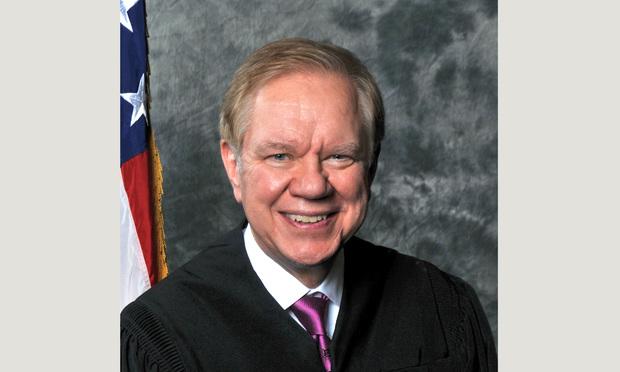 Federal Judge Thomas Ambro of the Third Circut.
