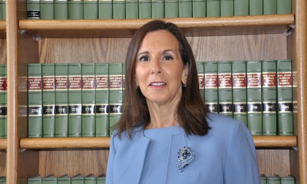 Judge Yolanda Ciccone