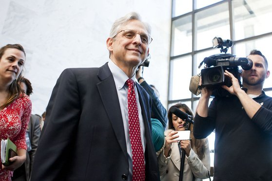 Judge Merrick Garland in March 2016.