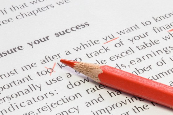 Ditch the Spell Check | New Jersey Law Journal