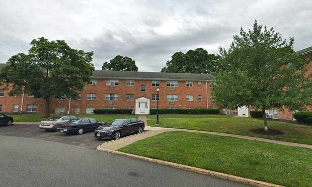 Jasontown II Apartments, 3400 Nelkin Drive, Wallington, NJ. Credit: Google