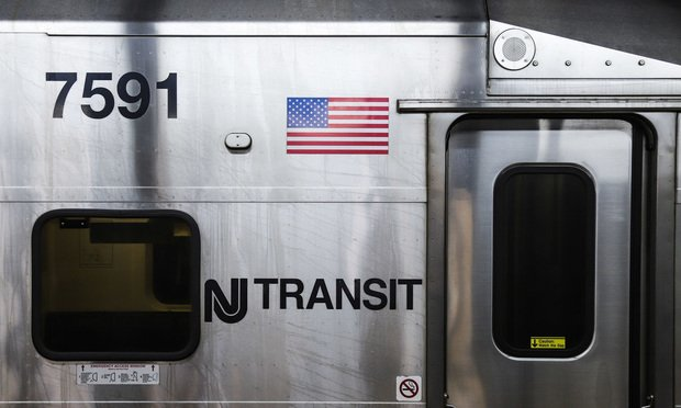NJ Transit train. Credit: Michael715/Shutterstock.com