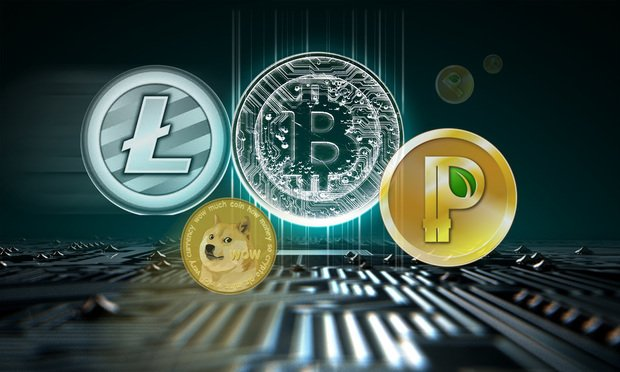 cryptocurrency virtual currency