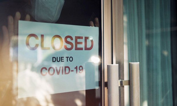 Closed due to Covid 19