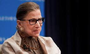 Ginsburg Hospitalized Revisions in Decisions Obamacare Argument Roberts Headlines
