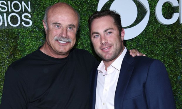 Dr  Phil and Son Developing TV Comedy Based on SMU Law
