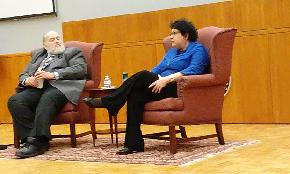 Justice Sonia Sotomayor Charms Crowd of Law Students Lawyers Judges