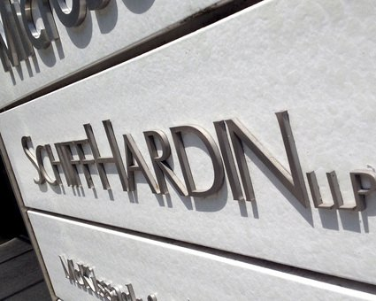 Schiff Hardin law firm. Photo by Diego M. Radzinschi/THE NATIONAL LAW JOURNAL