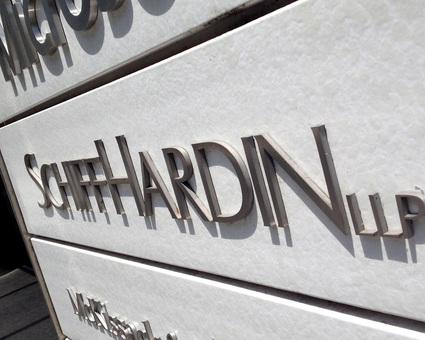 Schiff Hardin law firm. Photo by Diego M. Radzinschi/THE NATIONAL LAW JOURNAL