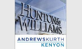 It's Official: Andrews Kurth and Hunton & Williams Will Merge