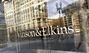 Vinson & Elkins Posts Second Consecutive Record Year in 2017